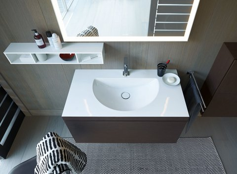 DURAVIT Bonded Technology mit Darling New