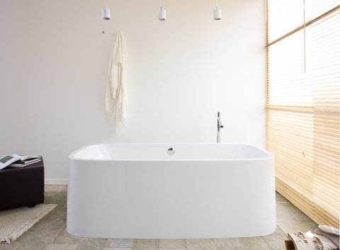 HOESCH Single Bath Duo - Freistehende Badewanne