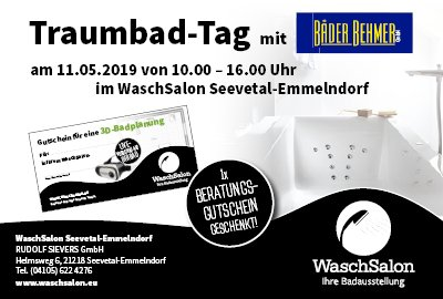 Traumbad-Tag