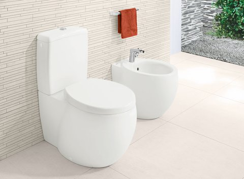 Villeroy & Boch Toilette und Bidet - AVEO