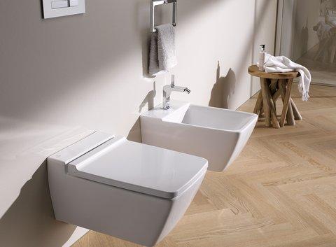 KERAMAG XENO Toilette mit Bidet