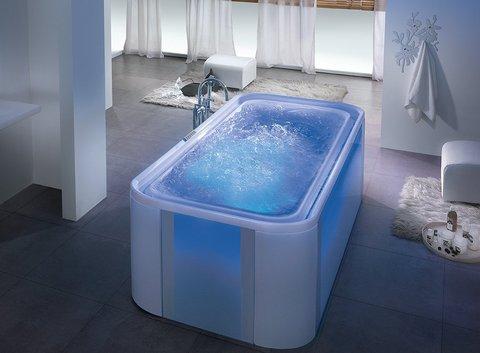HOESCH Ergo - freistehende Badewanne